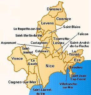 Urban community of Nice Cte dAzur  Wikipedia