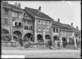 CH-NB - Avenches, Maison, Façade, vue partielle - Collection Max van Berchem - EAD-7185.tif