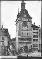 CH-NB - Bern, Käfigturm, vue d'ensemble extérieure - Collection Max van Berchem - EAD-6636.tif