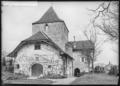CH-NB - Rue, Château, vue partielle - Collection Max van Berchem - EAD-8781.tif
