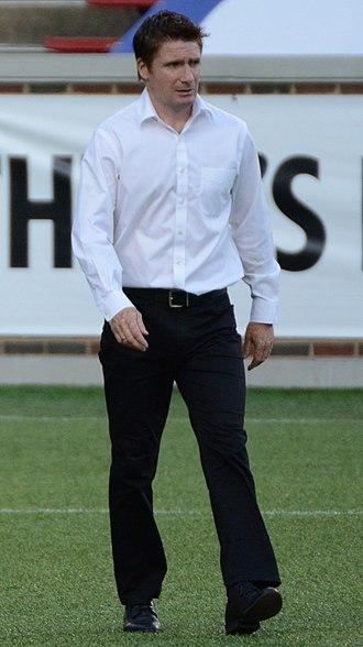 James O'Connor (footballer, born 1979) - O'Connor coaching Louisville City in 2017