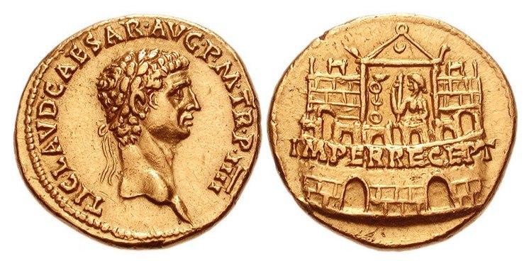 CLAUDIUS - RIC I 25 - 792104