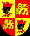 COA archbishop DE Marx Reinhard.png