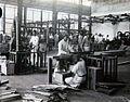 COLLECTIE TROPENMUSEUM Foto ter gelegenheid van het 75 jarig bestaan van artillerie fabriek A.C.W. (Artillerie Comstructie Winkel of Werkplaats) in Bandoeng TMnr 60050494.jpg