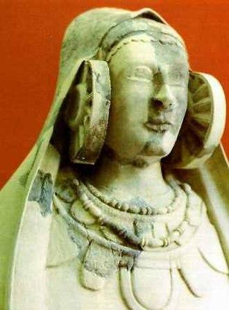 Carthaginian Iberia - Image: Cabezolucerodama