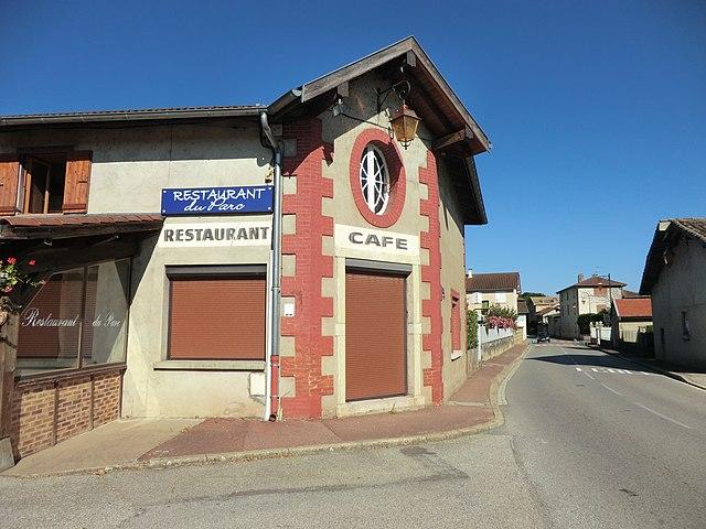 Restaurant Le Caf Ef Bf Bd Fran Ef Bf Bdais Macon