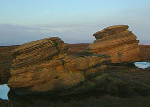 Derwent Edge - Image: Cakes of Bread 1 (2)