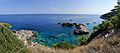 Cala dele Roselle (?) - San Domino Island - Tremiti, Foggia, Italy - August 19, 2013.jpg