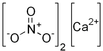 Calcium nitrate - Image: Calcium nitrate