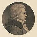 Caleb Swan, head-and-shoulders portrait, right profile LCCN2007676871.jpg