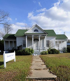 National Register of Historic Places listings in Calhoun County, South Carolina - Image: Calhoun County Library