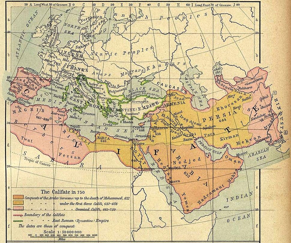 Califate 750