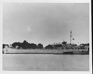 USS Marion County (LST-975) - Image: Cam Ranh (HQ 500)