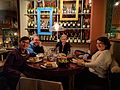Cambridge Wikidata dinner.jpg