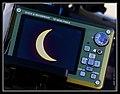 Camera view of sun eclipse 14 Nov 2012-2 (8183621508).jpg