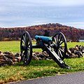 Canons along Confederate Avenue at Gettysburg National Military Park.jpg