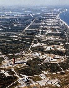 База ВВС США на мысе Канаверал — Википедия