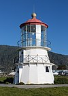 Cape Mendocino Lighthouse in Shelter Cove