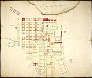 Koopmans-de Wet House - Cape Town in 1785