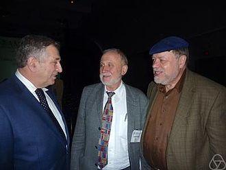 Sylvain Cappell - Sylvain Cappell (right)