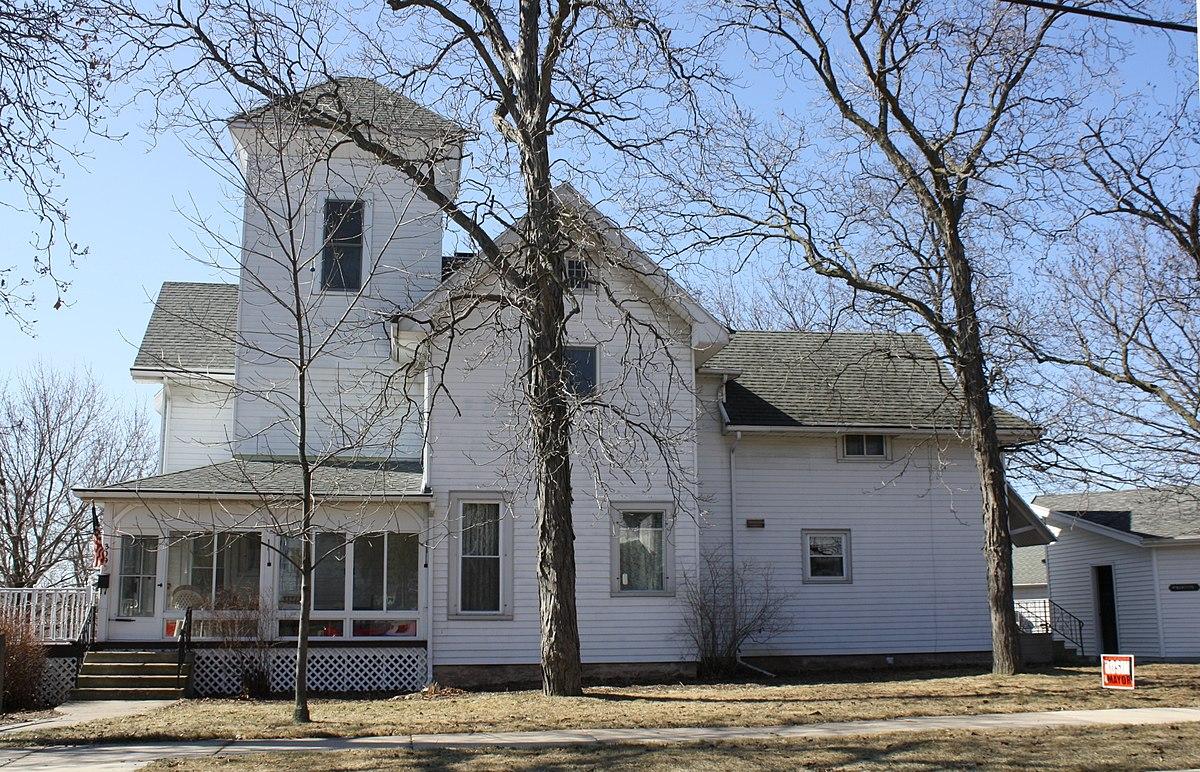 Capt Matthew J Meade House Wikipedia