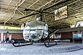 Captured spy-helicopter at the Pyongyang War Museum (21128591463).jpg
