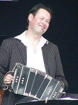 de nederlandse koning van de tango