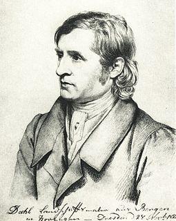 Johan Christian Dahl Norwegian painter