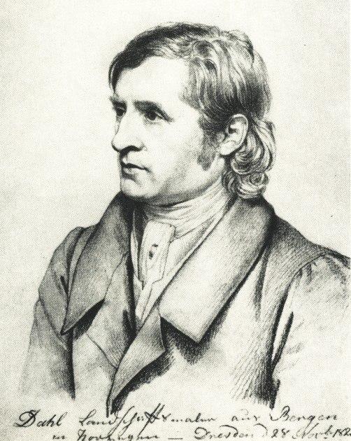 Carl Christian Vogel von Vogelstein - Johan Christian Clausen Dahl