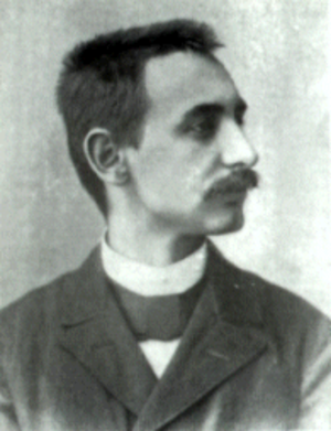 Carl Schlechter - Image: Carl Schlechter (profile)