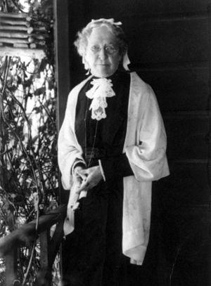 Caroline Severance - Caroline Severance in 1910