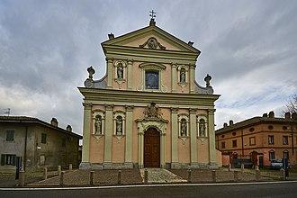 Casatisma - Image: Casatisma, chiesa di San Guniforto panoramio