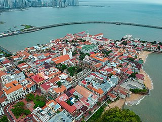 Casco Viejo, Panama Historic District of Panama City in Panamá
