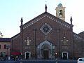 Castelnuovo Scrivia-chiesa ss pietro e paolo-facciata.jpg