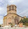 Castelsarrasin - Eglise Saint-Sauveur - Façade ouest.jpg