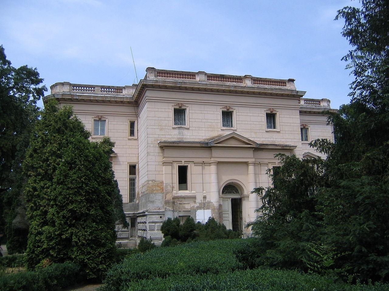 Castelul de la Capalnas, Arad2.jpg