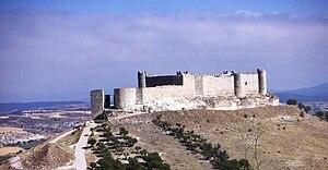 Jadraque - Image: Castillo de Jadraque