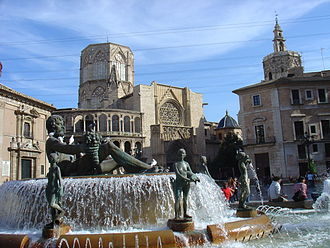 Roman Catholic Archdiocese of Valencia in Spain - Valencia Cathedral