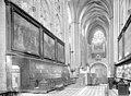 Cathédrale Saint-Etienne - Nef, vue du choeur - Meaux - Médiathèque de l'architecture et du patrimoine - APMH00013928.jpg