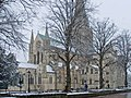 Cathedral in the Snow - geograph.org.uk - 871011.jpg
