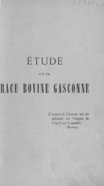 File:Cazeneuve - Etude sur la race bovine gasconne.djvu