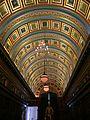 Ceiling of Hollander Room in Masonic Hall.JPG