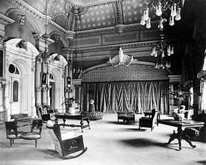 Ordinance room - Salt Lake Temple Celestial room