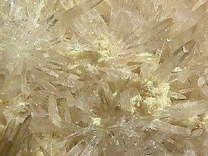 Celestine (mineral) - Celestine from the Machow Mine, Poland.