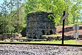 Cement, Bartow County, GA furnace ruins, April 2019.jpg