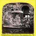 Centennial International Exhibition, Philadelphia Pennsylvania, 1876 - Fountain (5015051810).jpg