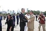 Cerimônia da Imposição da Medalha da Vitória e comemoração do Dia da Vitória, no Monumento Nacional aos Mortos da 2ª Guerra Mundial (26825646552).jpg