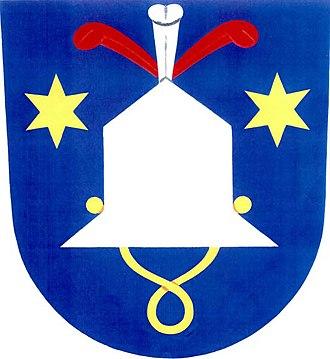 Cetkovice - Image: Cetkovice znak