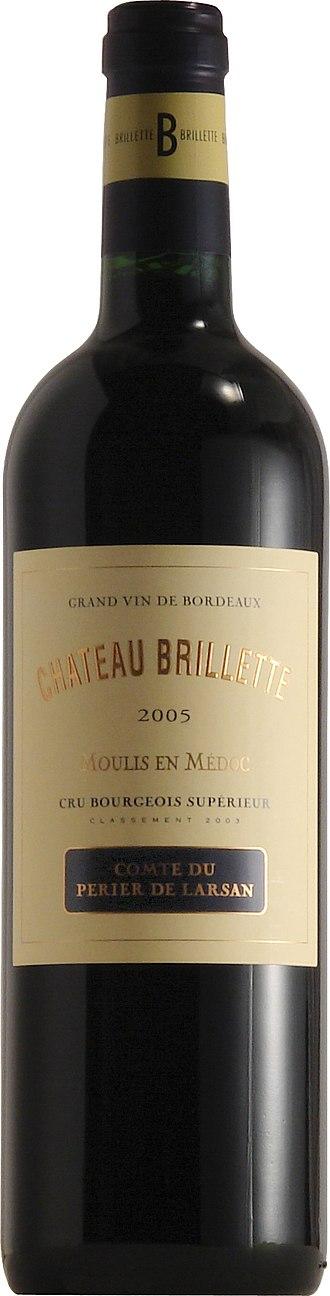 Château Brillette - Château Brillette