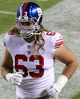 Chad Wheeler American football offensive tackle